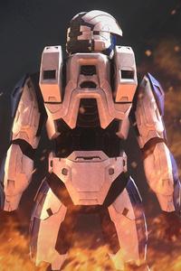 Halo Spartan Concept Art