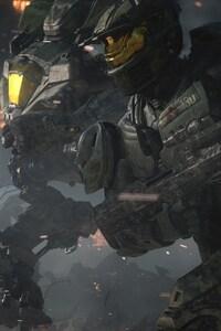 1080x1920 Halo Wars 2