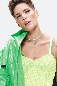 Halsey Glamour 2019
