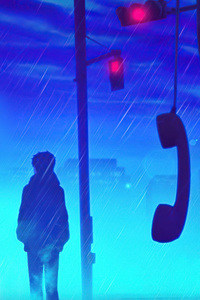 240x320 Hang On Payphone