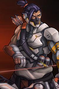 Hanzo Overwatch