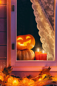 2160x3840 Happy Halloween HD
