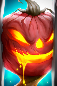1080x2160 Happy Halloween My Friend