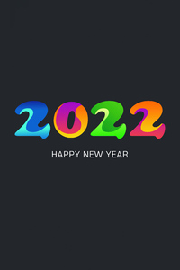1080x1920 Happy New Year 2022