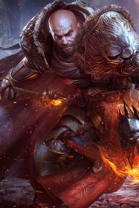 480x854 Harkyn Lords Of The Fallen 8k