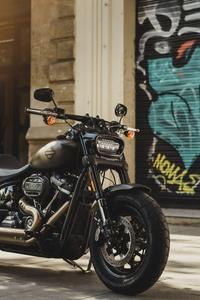 1080x1920 Harley Davidson 10k