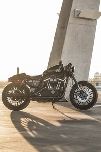 1440x2560 Harley Davidson 5k