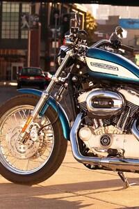 480x854 Harley Davidson City