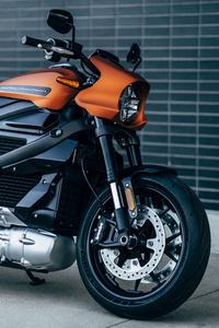 1440x2560 Harley Davidson LiveWire