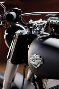 Harley Davidson Matte