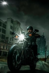 Harley Davidson Night Riders