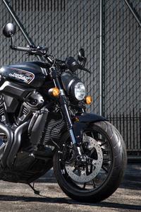 Harley Davidson Streetfighter 2020