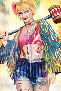 Harley Quinn 2020 4k Artwork
