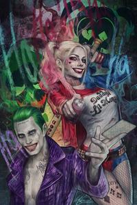 Harley Quinn Art 4k
