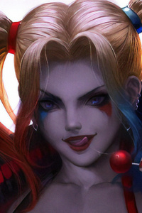 Harley Quinn Art Hd New