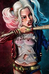 Harley Quinn Art4k