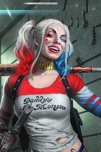 Harley Quinn Artworks 4k