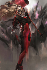 Harley Quinn Artworks