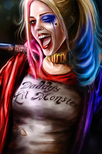 Harley Quinn Bad Girl