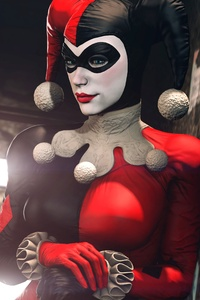 Harley Quinn Batman Arkham Night