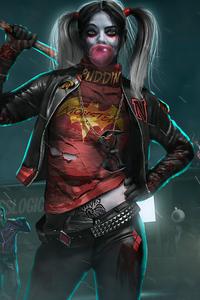 720x1280 Harley Quinn Bosslogic