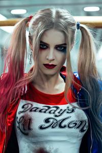 Harley Quinn Cosplay 2