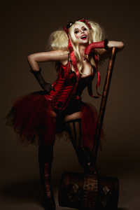Harley Quinn Cosplay 4k New