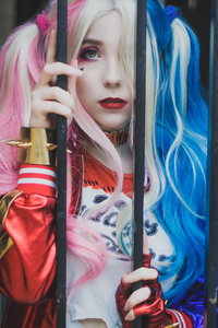 Harley Quinn Cosplay 5k New