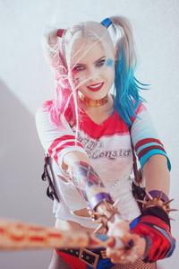 Harley Quinn Cosplay HD