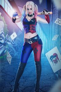 Harley Quinn Cosplay4k