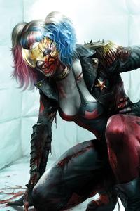 720x1280 Harley Quinn Crisis