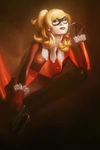 Harley Quinn Hdart