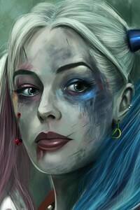 1440x2560 Harley Quinn In Suicide Squad