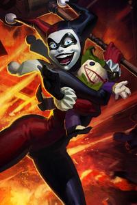 Harley Quinn Infinite Crisis