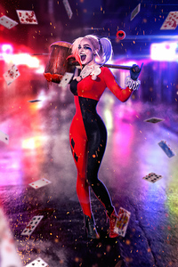 720x1280 Harley Quinn Margot