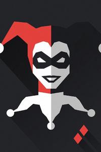 Harley Quinn Minimal