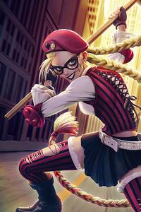 Harley Quinn Streets Of Gotham
