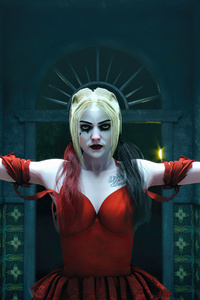 2160x3840 Harley Quinn Suicide Squad 2 4k