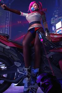 1440x2560 Harley Quinn Teen Killer