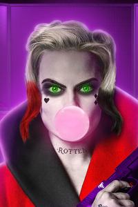 Harley Quinn Toxix Love