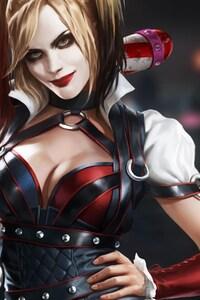 750x1334 Harley Quinn