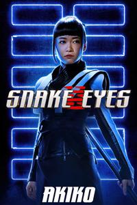 1080x2160 Haruka Abe As Akiko In Snake Eyes