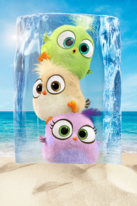 Hatchlings In The Angry Birds Movie 2