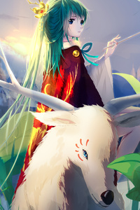 Hatsune Miku 8k