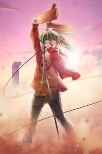 640x1136 Hatsune Miku