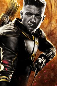Hawkeye Avengers Endgame 2019 Art