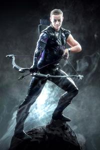 480x854 Hawkeye Marvel Superhero