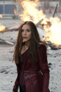 Hawkeye Scarlet Witch