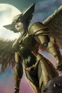 Hawkgirl 2020 4k