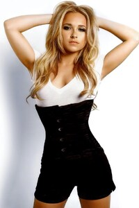 Hayden Panettiere Blonde